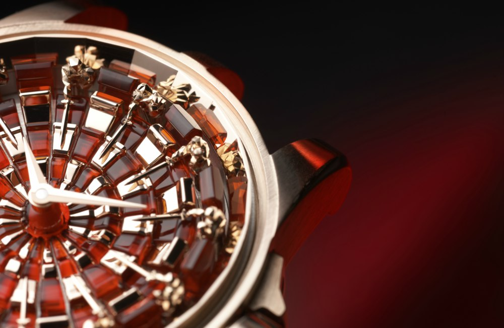 Roger Dubuis Timeless Chivalry – Excalibur Knights of the Round Table IV Dial - 传承永恒的骑士精神:RD Timeless Chivalry 骑士腕表